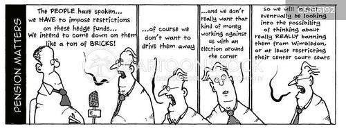 political pledges cartoon