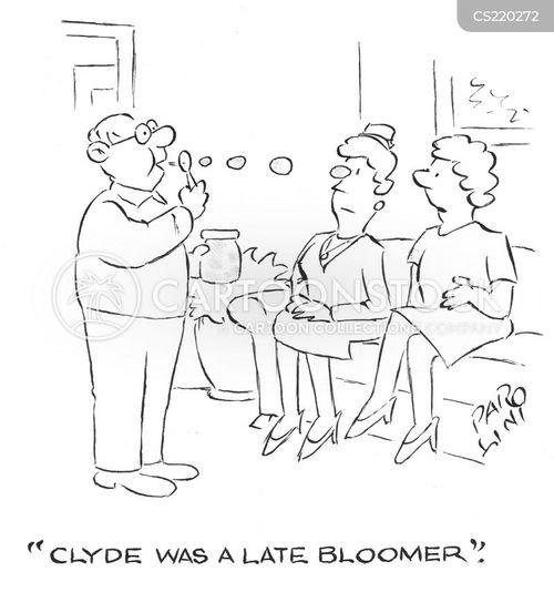 late bloomers cartoon