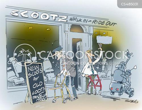 coot cartoon