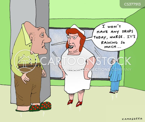 old peoples home cartoon
