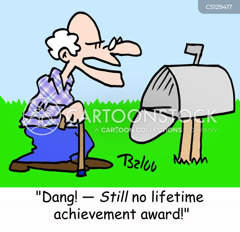 acknowledgement cartoon
