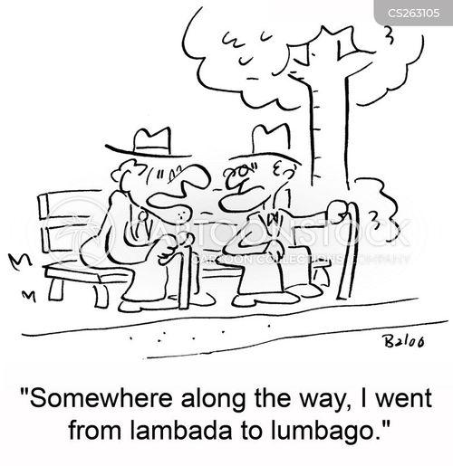 lambada cartoon