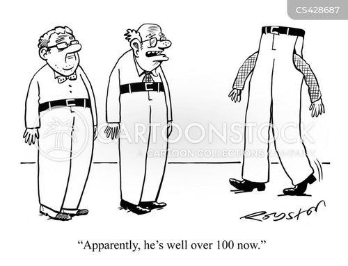 old codgers cartoon