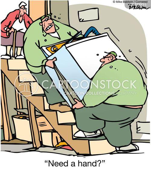 heavy objects cartoon