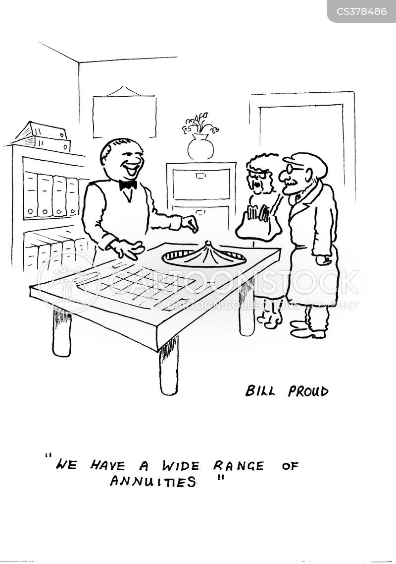 assurance cartoon