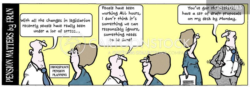 overworks cartoon