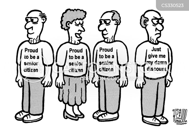 prideful cartoon