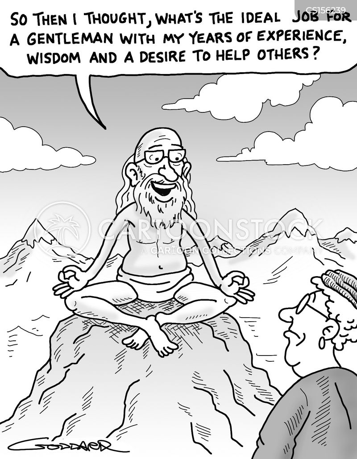 old aged cartoon