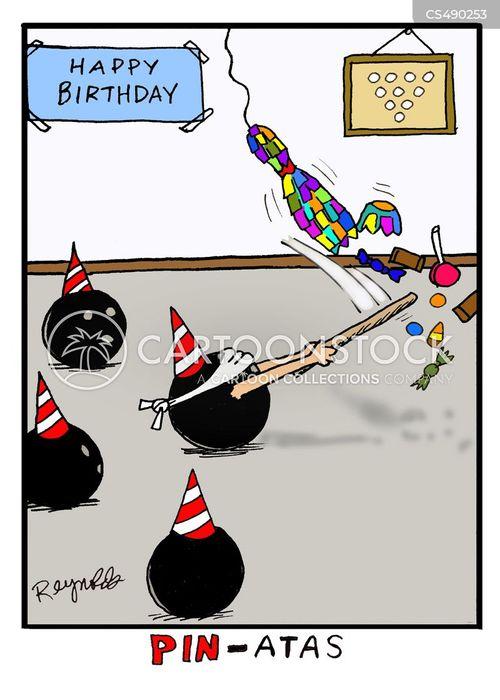 tenpins cartoon