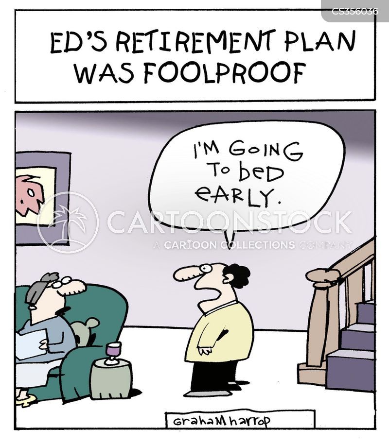 foolproof plan cartoon