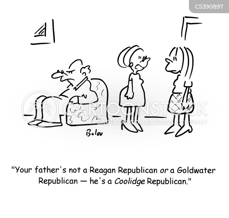 republicanism cartoon