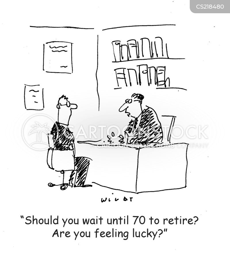 Retirement Programs Cartoons And Comics - Funny Pictures From
