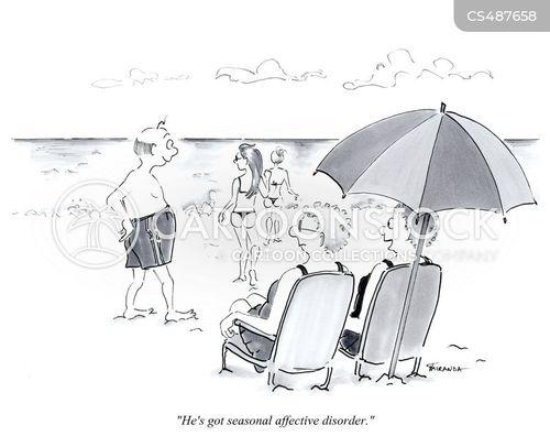 gawking cartoon