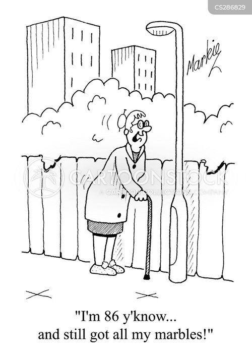 parkinsons cartoon
