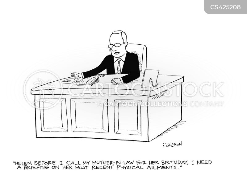 briefings cartoon