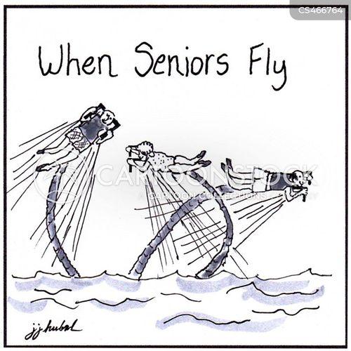 water jet cartoon