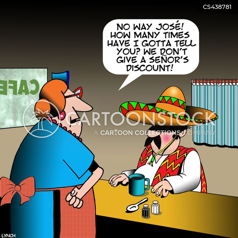 Senor cartoons, Senor cartoon, funny, Senor picture, Senor pictures, Senor image, Senor images, Senor illustration, Senor illustrations