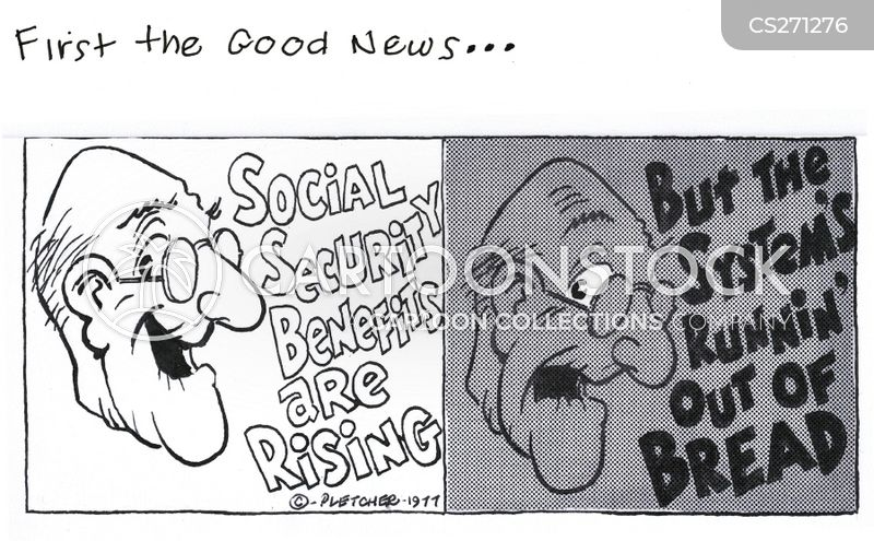social support cartoon
