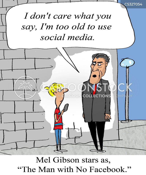mel gibson cartoon