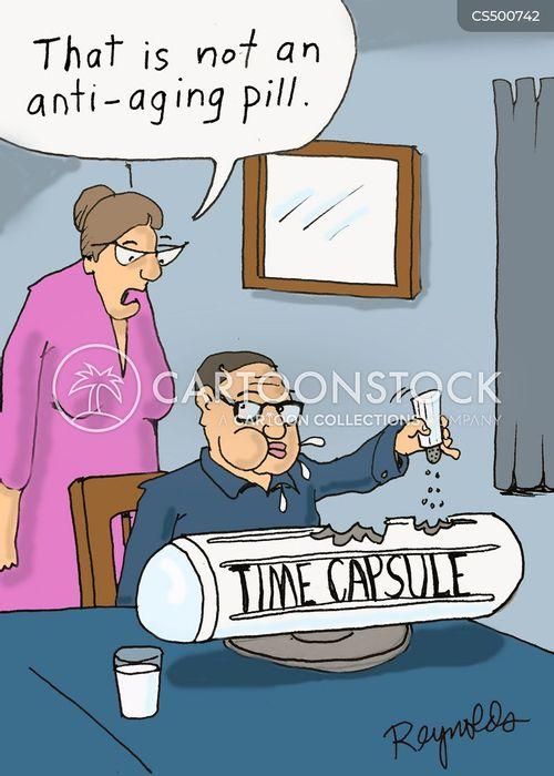 miracle pills cartoon