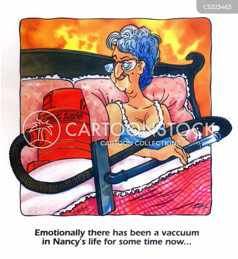 emotional vaccuum cartoon