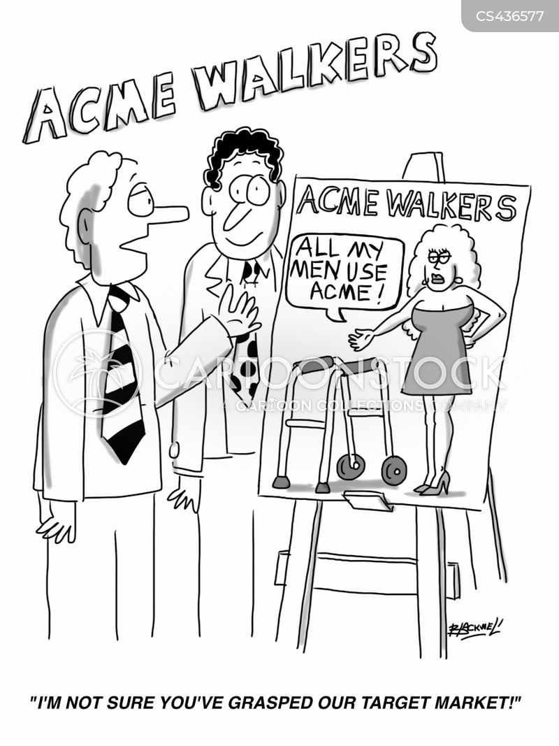 target audiences cartoon