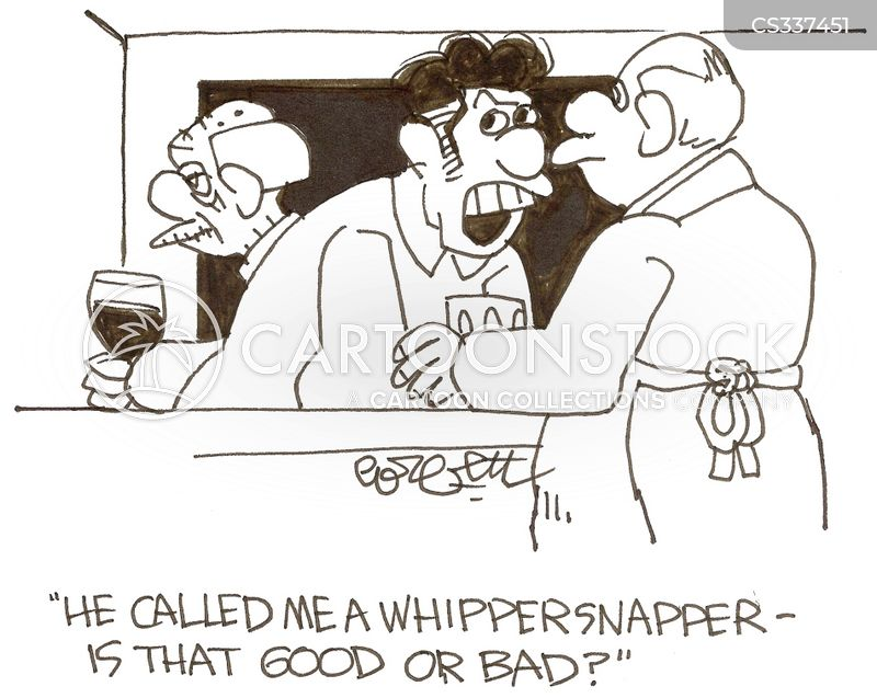 whipper snappers cartoon