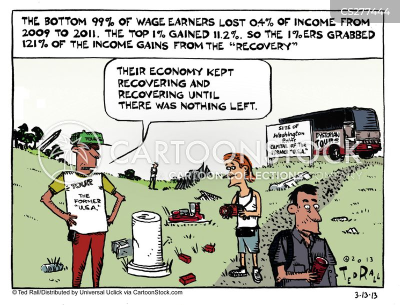 wage earners cartoon