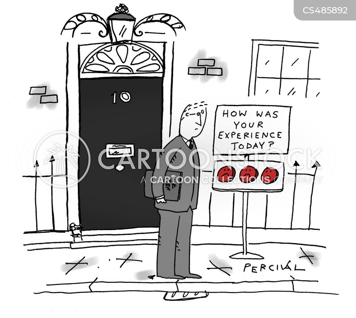 10 downing street cartoon