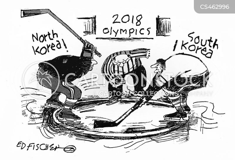 south korea cartoon