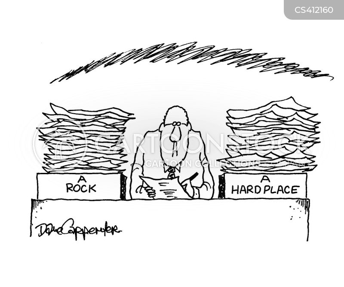 desk organiser cartoon