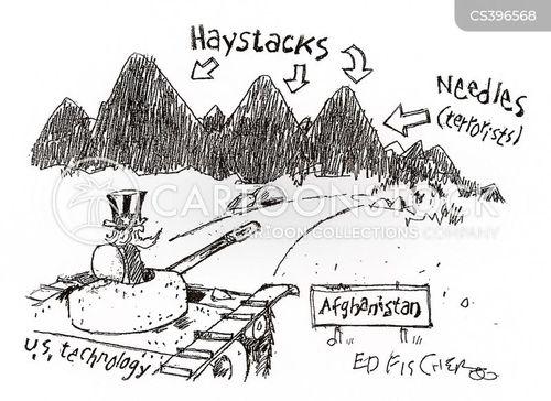 war in afghanistan cartoon
