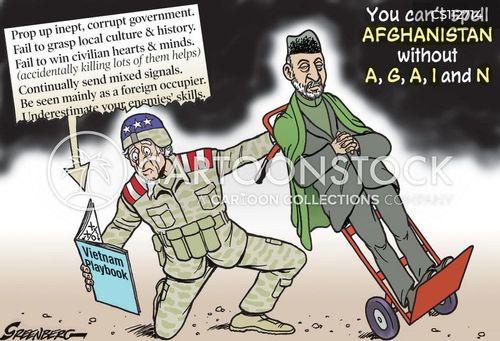 kabul cartoon