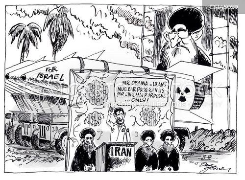 nuclear inspection cartoon