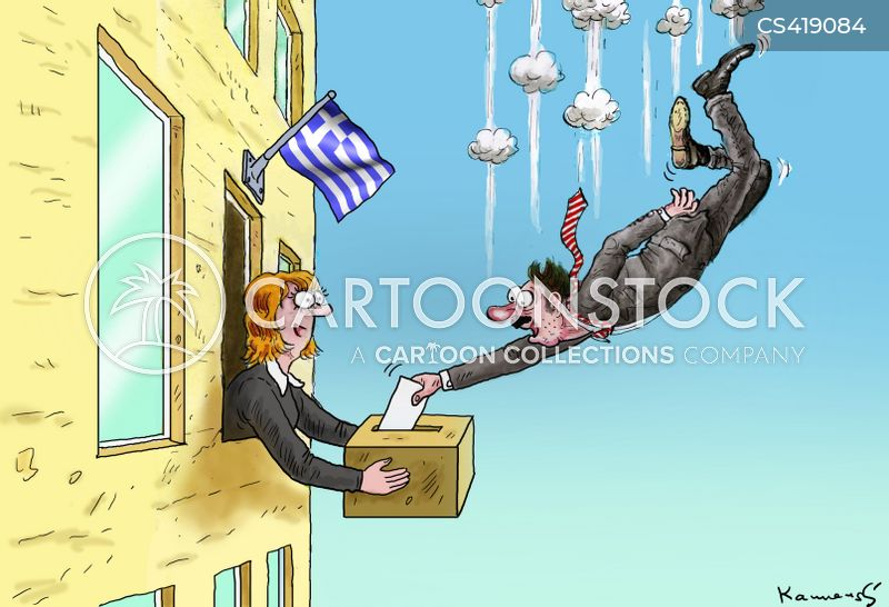 alexis tsipras cartoon
