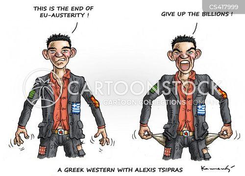 syriza cartoon