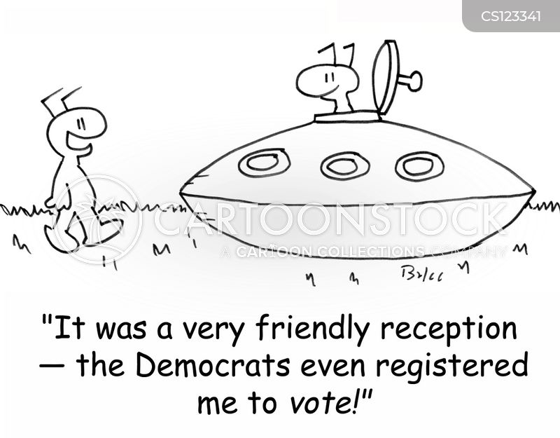 electoral registers cartoon