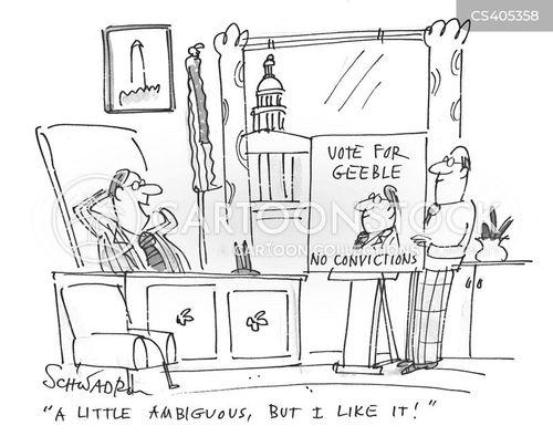 ambiguous cartoon