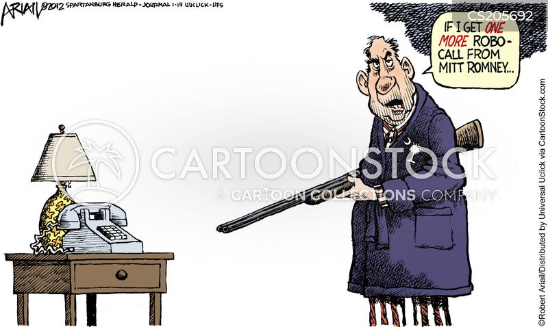 political ad cartoon