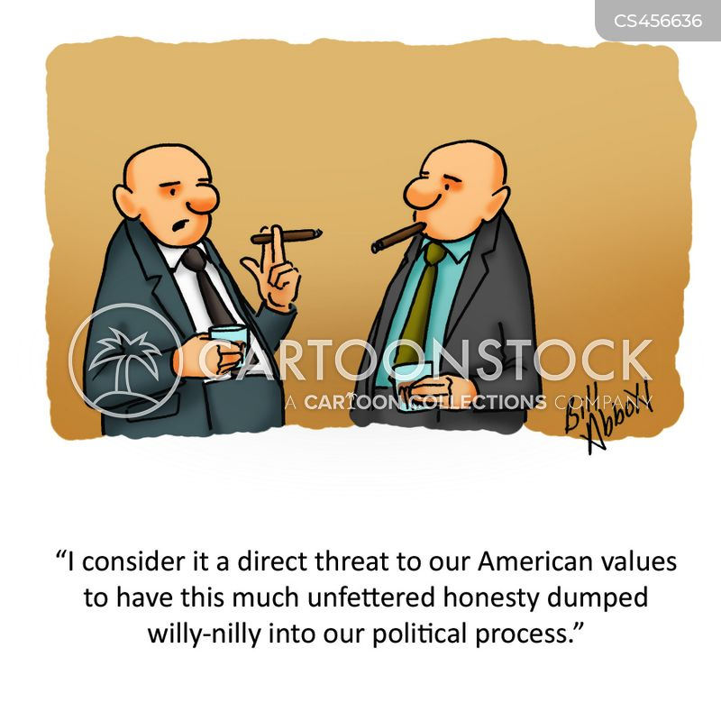 us politician cartoon