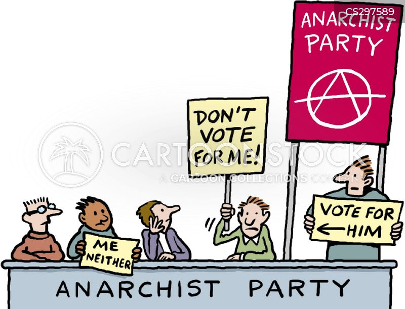 protest votes cartoon