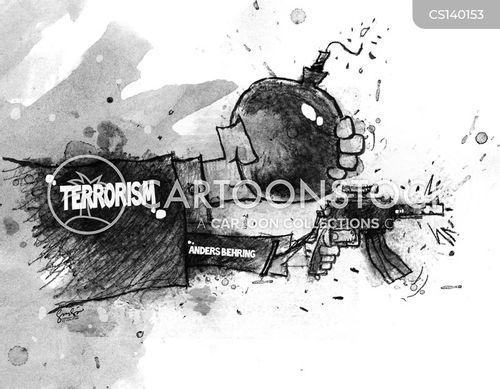 anders breivik cartoon