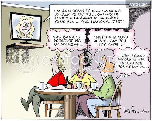 female vote cartoon