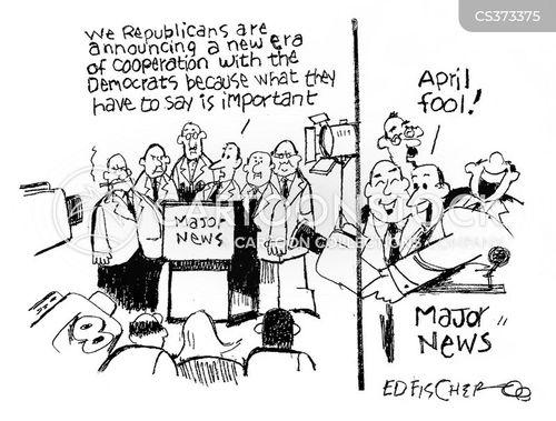 1st april cartoon