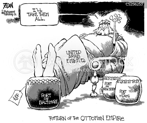 protectionism cartoon