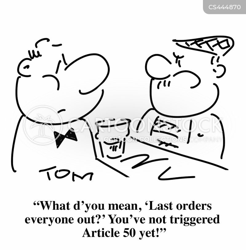 trigger cartoon