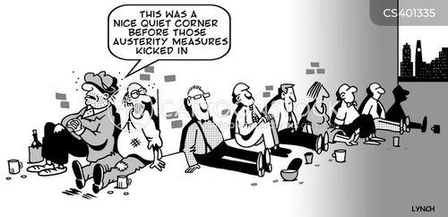 government budgets cartoon