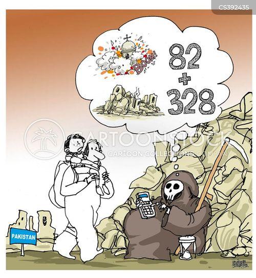 pakistan cartoon