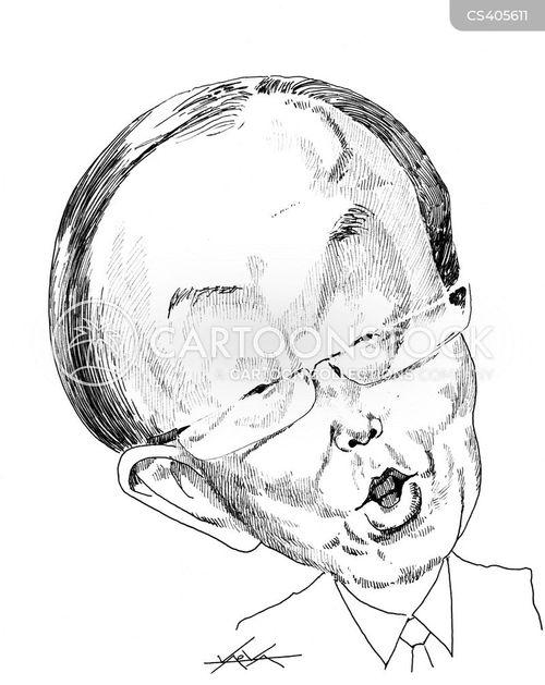 general secretary cartoon