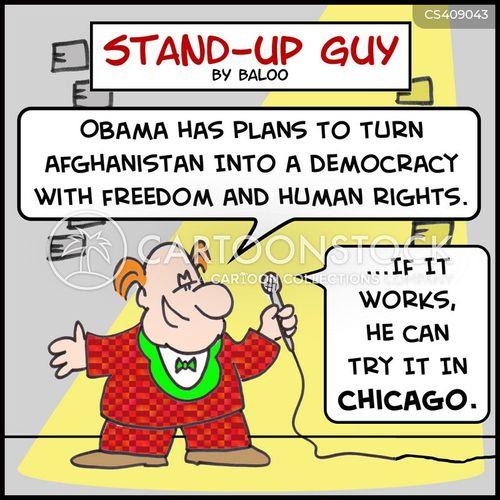 afghanistan war cartoon